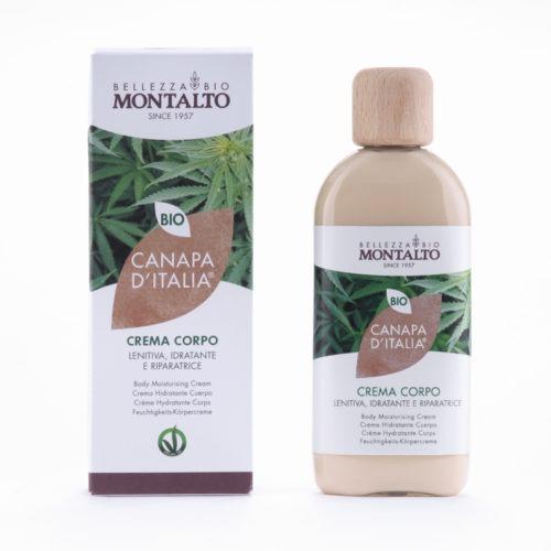 Canapa d'Italia (Italian Hemp) Body Cream
