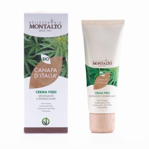 Canapa d'Italia (Italian Hemp) Foot Cream